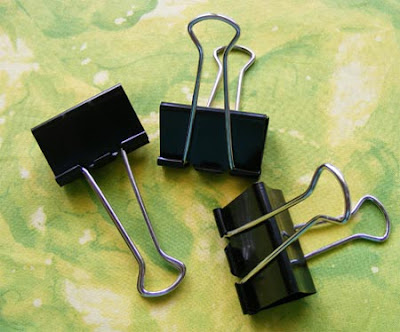 clamps for free motion quilting