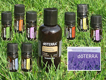 DoTerra Thereputic Grade Essential Oils