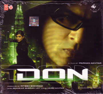 "fuNkyXoNe: Different Versions of "" DON "" in Indian Movies"