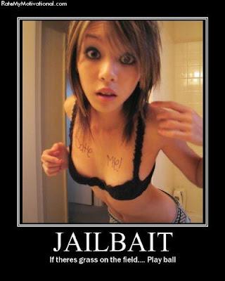 Jailbait Motvational Posters