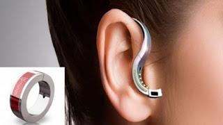 Orb Bluetooth Headset  id=