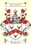 The Arrowood Family Crest