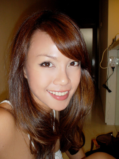 JAMIE YEO ~ beauty girl