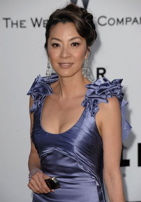 Michelle Yeoh - Hong-Kong Hot Model Photo Gallery