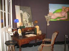 Anatomie en cire, en os ... et en toiles - Exposition 2008