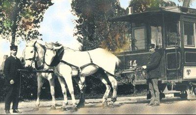 Tram à cheval