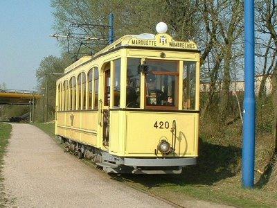 Motrice 420 ELRT 1910 (Etat 1909)