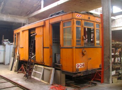 T904 Réseau TRT 1906
