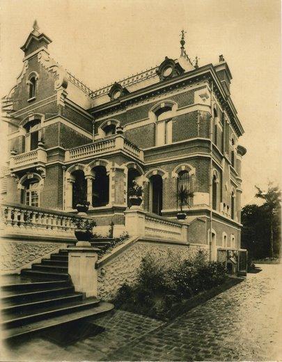 Avez-vous des informations sur cette maison du Grand Boulevard ?