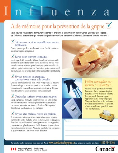 Conseils de prvention en franais