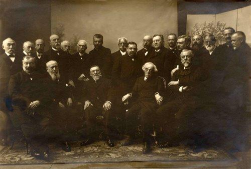 Alfred Mongy à la société des sciences de Lille en 1902