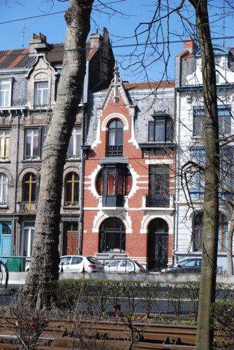 Les constructions de Gabriel Pagnerre sur le Grand Boulevard