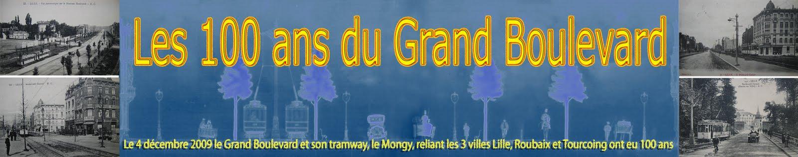 Les 100 ans du Grand Boulevard