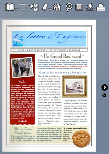 La lettre de février 2010