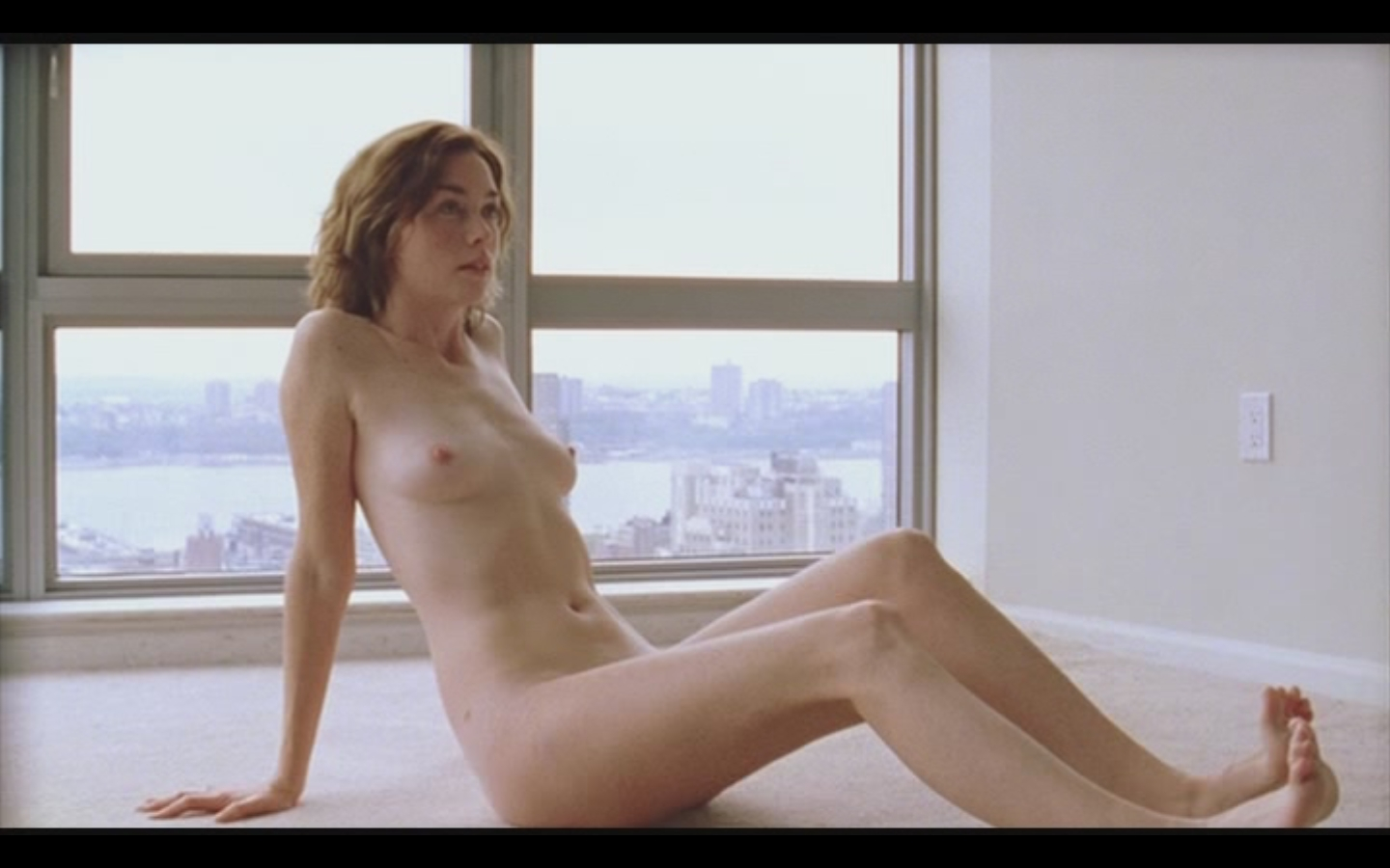 Julianne Nicholson Feet - Flannel Pajamas (2006)