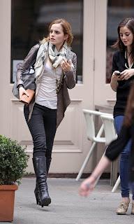 Emma Watson oops bra slip pictures