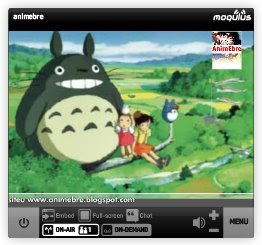 AnimEbre TV a Livestream