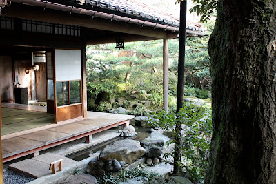 Kanazawa Japan zen garden