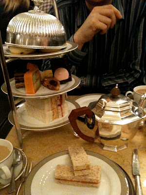 The Wolsley afternoon tea Piccadilly
