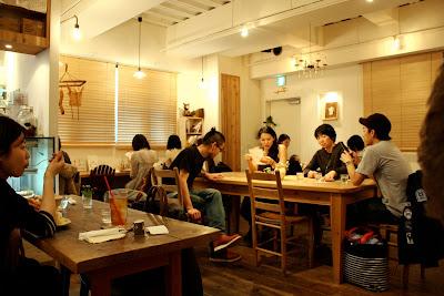 Drole Naka-Meguro Tokyo interior