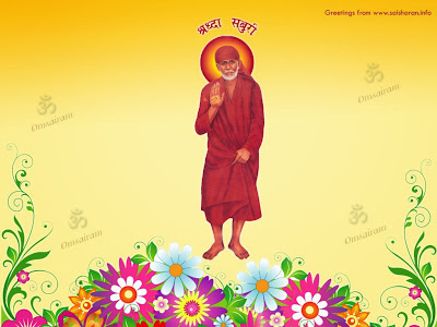 sai baba wallpapers. sai baba wallpapers. sai baba