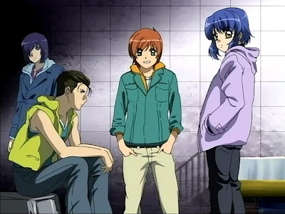 ... elephant.. lol.. and no this is not a gay anime or anything like that.. ...