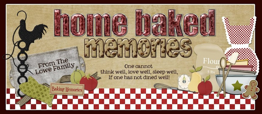 Home Baked Memories