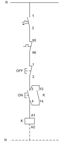 Ichsan025104 memasang instalasi motor 3 fasa menggunakan gambar rangkaian daya ccuart Gallery