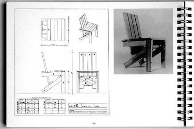 Studio blog autoprogettazione aux origines du do it yourself for Enzo mari sedia 1