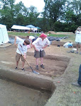 Archaeology Camp: Field Trip to the Berry Site in Morganton, NC