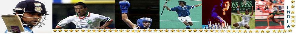 Indian Sports Stars