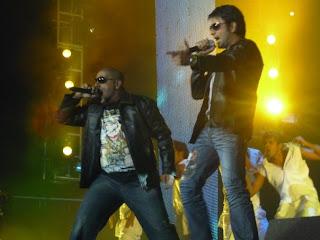 Vishal Shekhar Unforgettables Tour Bachchan