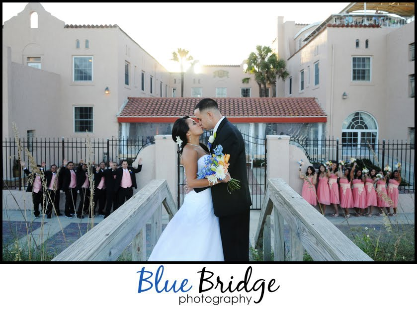 Blue Bridge Photography: Jacksonville Florida Wedding Photographers