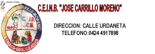 "C.E.I.N.B. ""JOSE CARRILLO MORENO"""