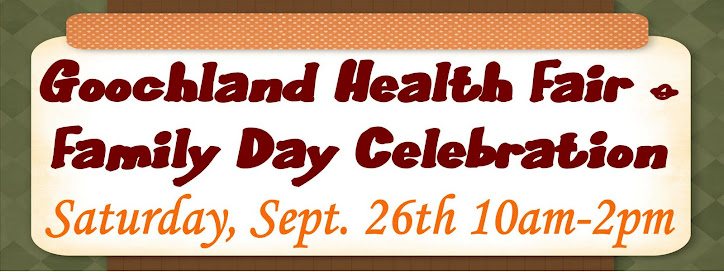 Goochland Health Fair & Family Day Celebration