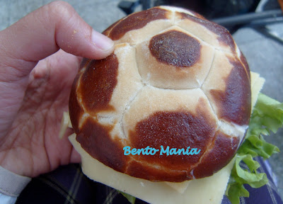 Brezel bentuk bola