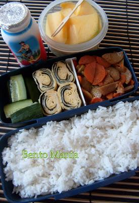 Tamagoyaki isi nori