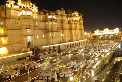 Wedding Palaces in Udaipur