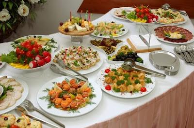 Indian Wedding Feast
