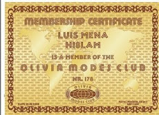 OLIVA MODES CLUB