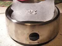secar con fondue   Secar