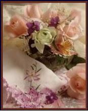 Uma rosa com amor...