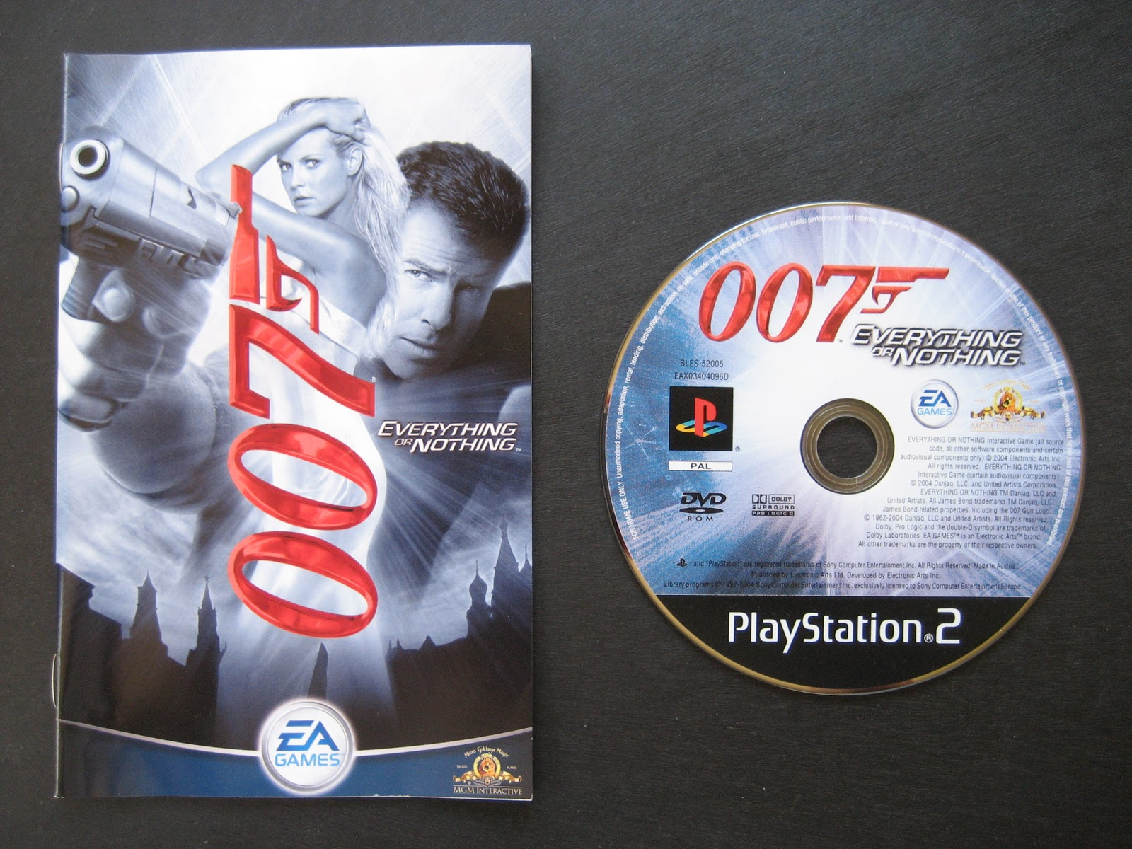 James Bond 007 Everything or Nothing  PlayStation 2  IGN