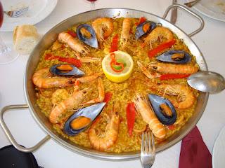 Paella de marisco PAELLA+DE+MARISCO