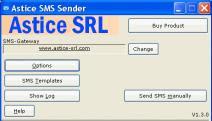 Astice SMS-Sender