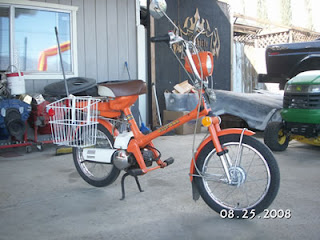 1978 Honda Express 1 - Here Are A Few Floating Around On Google Images - 1978 Honda Express 1