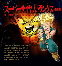 Trunks super saiajin 2