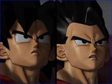 Goku e Gohan