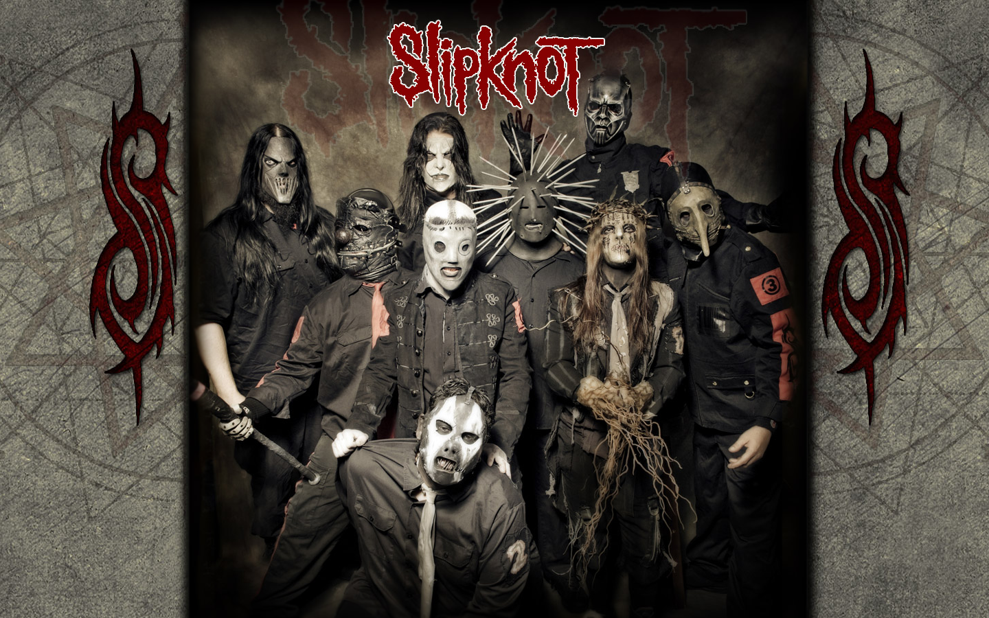 Slipknot Wallpaper by