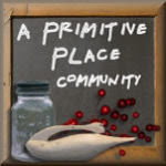 A Primitive Place Community